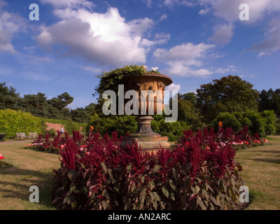 The Garden at Nonsuch House,Nonsuch Park,Cheam,Surrey,U.K - Stock Photo