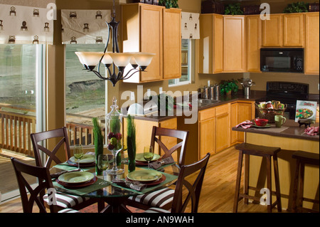 Denver Colorado Real Estate Single Family Home Middle Class Home Stock Photo Royalty Free