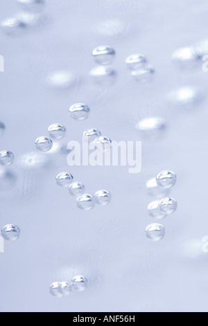 Bubbles, full frame - Stock Photo