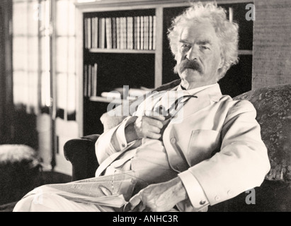 a biography of samuel clemens mark twain an american author Heading mark a biography of samuel clemens mark twain an american author twain and the american west grade level: 8-12 overview in this lesson students a biography of.