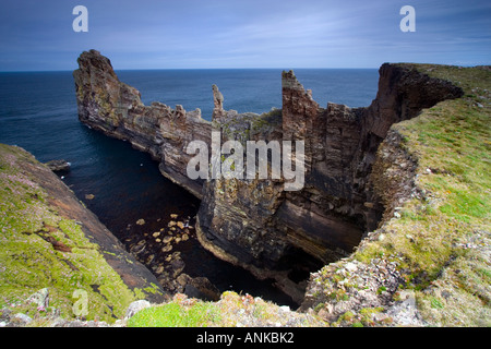 The Anvil -Tory Island, Co. Donegal  Ireland. - Stock Photo
