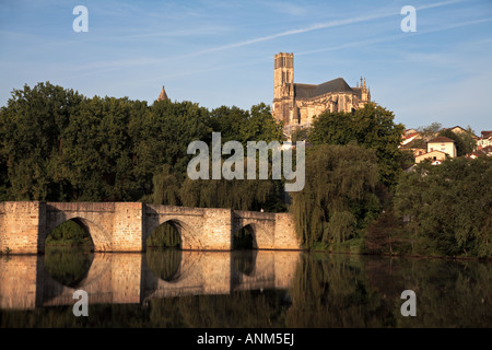 France haute vienne limoges cathedral of saint etienne jardin stock photo royalty free - Massif jardin contemporain limoges ...