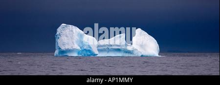 Iceberg in the Southern Ocean Antarctica - Stock Photo