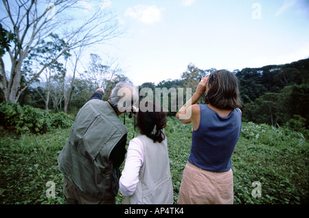 Central America, Panama, Darien Province, Darien National Park, Cana. - Stock Photo