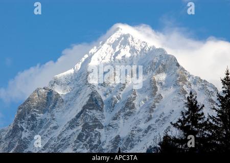 Canada's Rockies : Banff, Alberta, Canada / Yoho British Columbia, UNESCO World Heritage Site - Stock Photo