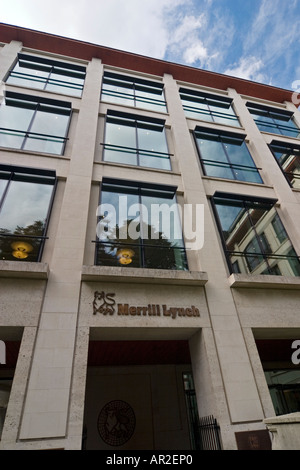 Merrill Lynch Building New York
