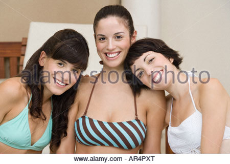 Female friends - Stock Photo