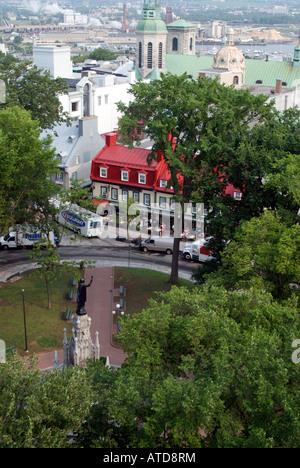 Hotel Bonaparte Quebec City