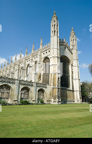 Kings college chapel cambridge - Stock Photo