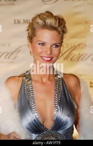 model christie brinkley mother of alexa ray joel daughter of singer