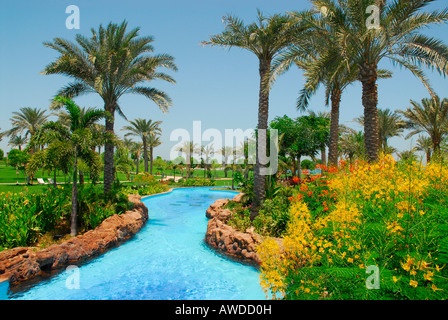 Emirate Palace Hotel Swimming Pool Swimming Pool Tourism Holidays Stock Photo Royalty Free
