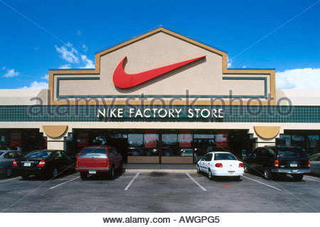 NIKE Factory Store, located at Camarillo Premium Outlets®: Nike brings inspiration and innovation to every athlete. Experience sports, training, shopping and everything else that's new at Nike in Men's, Women's and Kids apparel and footwear. Come visit the Nike Factory Store today.
