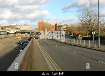 Queensway Car Park Ltd