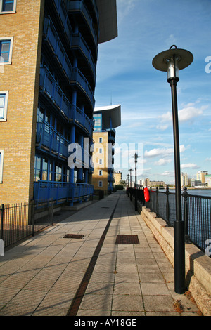 New Build Flats In Norwich Riverside