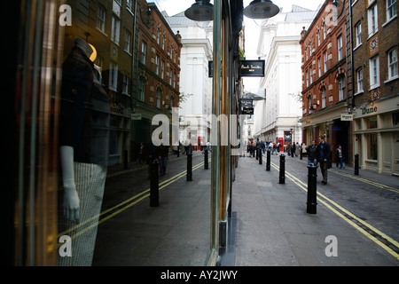PAUL SMITH FLORAL STREET LONDON UK Stock Photo, Royalty ...