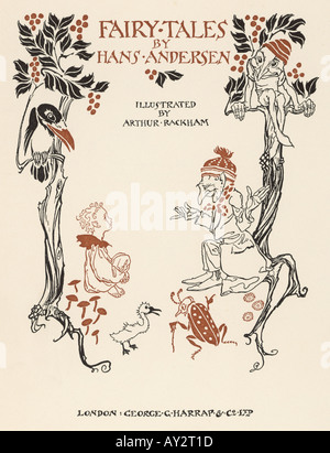 Andersen Fairy Tales - Stock Photo