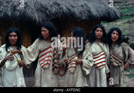 The role of women in the colombian kogi tribe