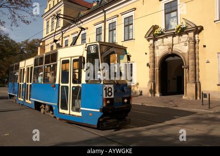 Europe Poland Malopolska Province Krakow Cracow Krak The