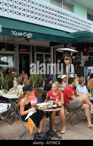 News Cafe Miami Breakfast