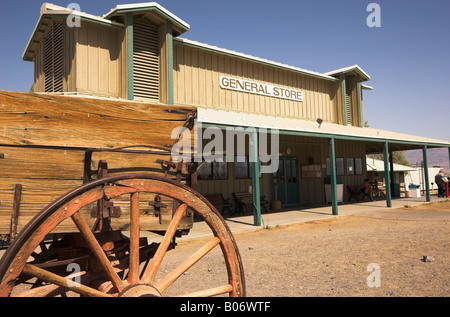 the historic stovepipe wells death valley national park california stock photo royalty free. Black Bedroom Furniture Sets. Home Design Ideas