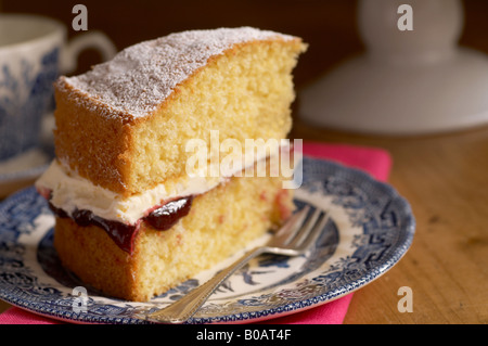 White Sugar Sponge Cake Calories
