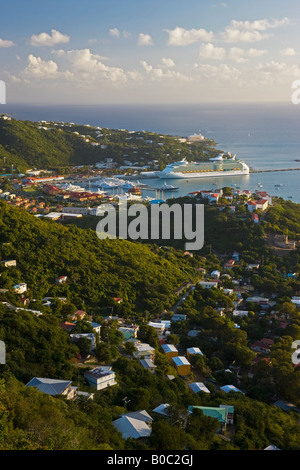 View Of The Island Of S Thomas West Indies