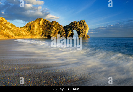 Durdle Door, World Heritage Site, Dorset, England, UK - Stockfoto