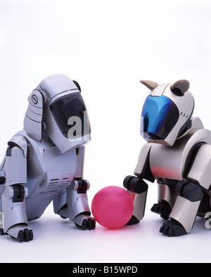 an overview of aibo a japanese artificial intelligence robot Magazine article ebony introducing the spelman spelbots: imaginative researches of artificial intelligence make their mark in history.