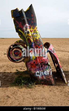 Get Kitsch Route 66 Mother Roads Best Oddball Attractions moreover Historic Route 66 Part Iii additionally Route 66 Day 8 Amarillo Tucumcari further Mohamed Ibrahim Egypt n 1260445 as well Tx Cadillacranch. on on route 66 buried cars