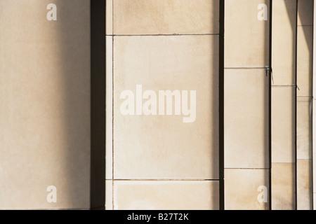 Row of columns - Stock Photo