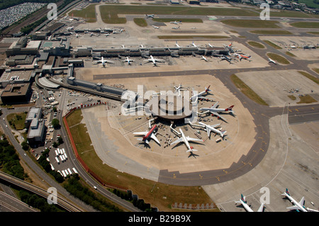 Gatwick Airport Date 12 03 2008 Ref ZB648 111149 0025 COMPULSORY CREDIT World Pictures Photoshot - Stock Photo