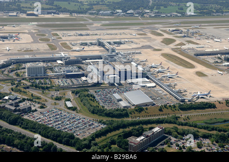 Gatwick Airport Date 12 03 2008 Ref ZB648 111149 0028 COMPULSORY CREDIT World Pictures Photoshot - Stock Photo