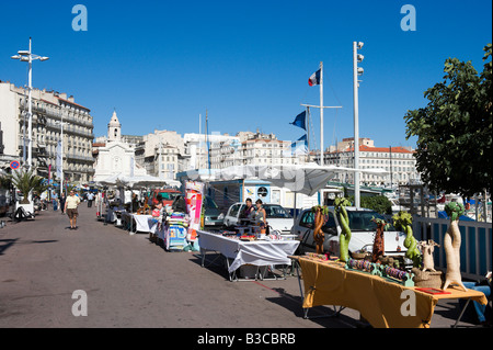 marseille waterfront stock photo royalty free image. Black Bedroom Furniture Sets. Home Design Ideas