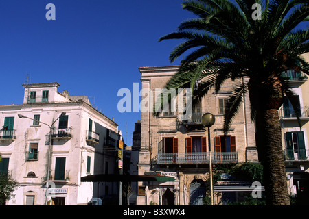 italy, puglia, gargano national park, rodi garganico - Stock Photo