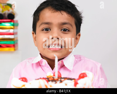 asian boy - Stock Photo