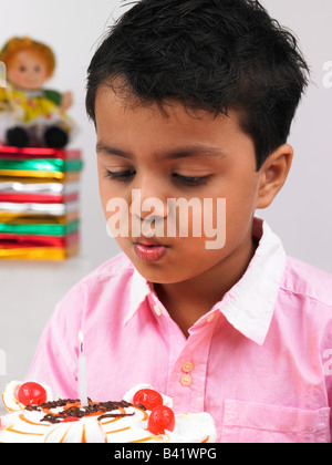 asian boy - Stock Photo