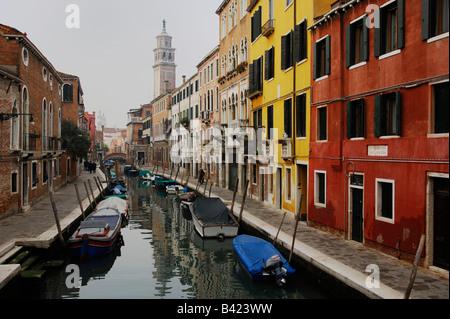 Canale Grande Venice Italy Europe - Stock Photo