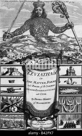 an analysis of leviathan a moral philosophy book by thomas hobbes Thomas hobbes' book, leviathan and henry david thoreau's essay, resistance to civil government could not be more opposed when it comes to looking at the social contract from a political philosophy viewpoint.