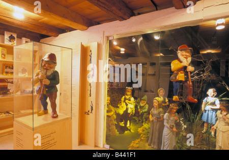 Wilhelm Hauffs Museum of Fairy Tales in Baiersbronn Black Forest Baden Wurttemberg Germany - Stock Photo