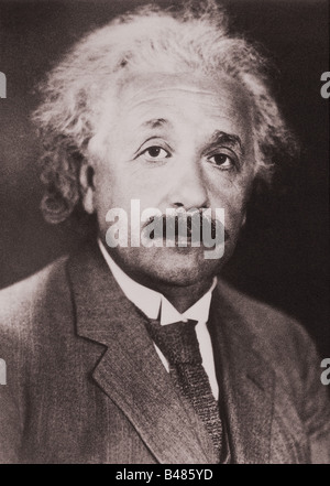 Einstein, Albert, 14.3.1879 - 18.4.1955, American - German scientist (physicist), portrait, 1930s, Nobel Prize for - Stockfoto