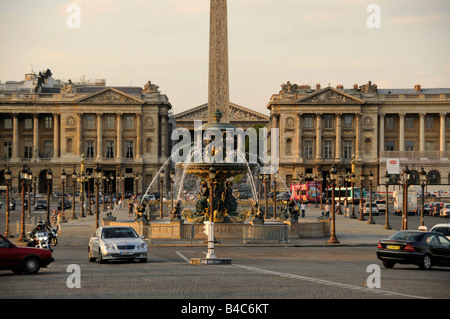 place de la madeleine paris france man and woman looking at food stock photo royalty free. Black Bedroom Furniture Sets. Home Design Ideas