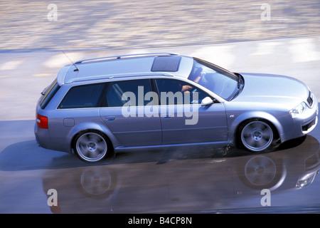 Car Audi Rs6 Avant Hatchback Upper Middle Sized Limousine Model