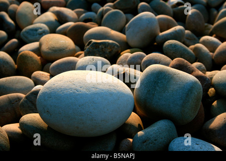 Pebbles, Scotland,UK - Stockfoto