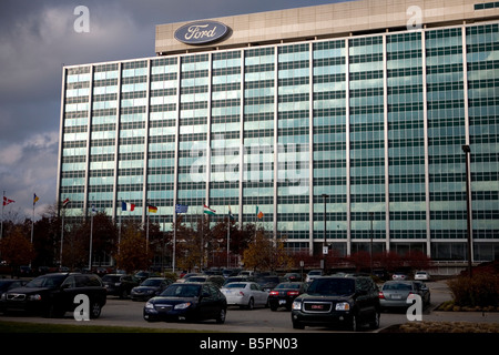 Ford motor company world headquarters dearborn michigan for Ford motor company dearborn