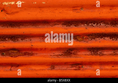 Corrugated iron, Australia - Stockfoto