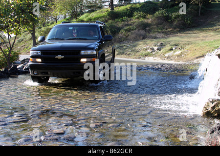 how to drive a car with water