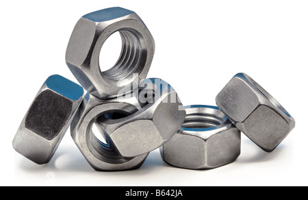 Bolts - Stock Photo