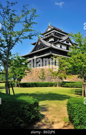 Matsue Castle, Matsue City, Shimane Prefecture, Honshu, Japan - Stockfoto