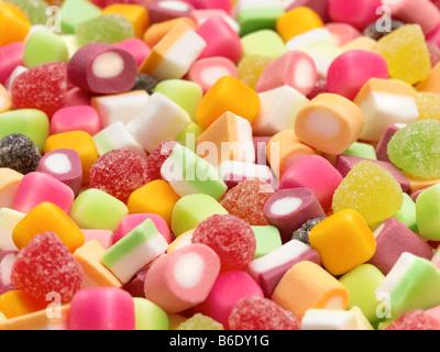 Dolly Mixtures - Stock Photo