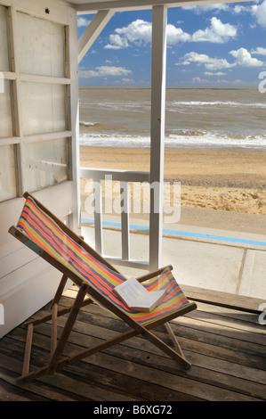 The Beach Hut - Stock Photo